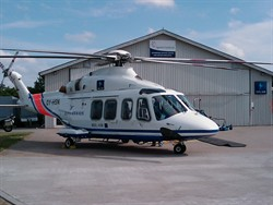 AW139 service center Bel Air